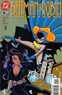 Batman & Robin Adventures (saddle-stitched) #9