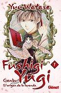 Fushigi Yugi. Genbu #1