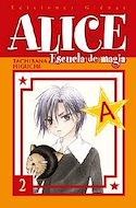 Alice. Escuela de magia (Rústica con sobrecubierta) #2