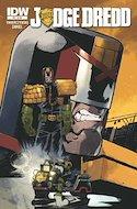Judge Dredd (2012) (Comic Book) #9