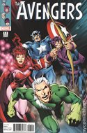The Avengers Vol. 7 (2016-...Variant Covers ) (Grapa) #1.8