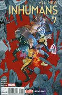 All-New Inhumans (Comic Book) #1