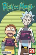 Rick and Morty (Grapa) #39