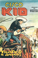 Cisco Kid (Grapa) #2