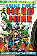 Hero for Hire/Power Man Vol.1 (1972-1978) (Grapa, 32 págs.) #8