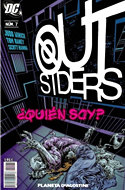 Outsiders (2005-2007) (Grapa 24 pp) #7