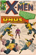 The Uncanny X-Men (1963-2011) (Comic-Book) #8