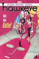 Hawkeye (Vol. 5 2016- ) (Comic-book) #4