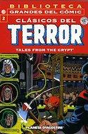 Clásicos del Terror. Biblioteca Grandes del Cómic (Rústica 160-176 páginas) #2