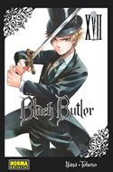 Black Butler (Rústica con sobrecubierta) #17