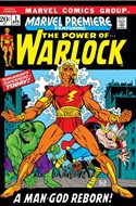 Marvel Premiere (Comic Book. 1972 - 1981) #1