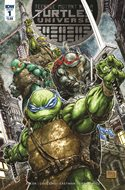 Teenage Mutant Ninja Turtles Universe (Comic Book) #1