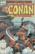 Conan The Barbarian Annuals (1973-1987) (Grapa, 48 págs.) #7