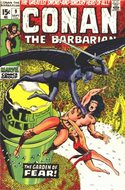 Conan The Barbarian (1970-1993) (Comic Book 32 pp) #9