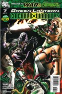 Green Lantern: Emerald Warriors (2010-2011) (Comic book 32 pages (2010-2011)) #7
