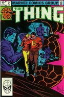 The Thing (1983-1986) (Comic Book) #2