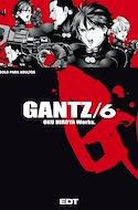 Gantz (Rústica con sobercubierta) #6