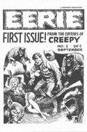 Eerie (Comic Book) #1