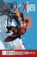 Uncanny X-Men (Vol. 3 2013-2016) (Comic-Book) #8