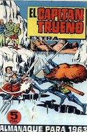 El Capitán Trueno. Extra y especiales (Grapa) #6