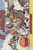 El Jabato. Super aventuras (Grapa 12 pp) #3