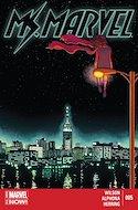 Ms. Marvel (Vol. 3 2014-2015) (Grapa) #5