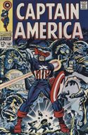 Captain America Vol. 1 (1968-1996) #107