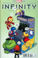 Infinity. Variant Covers (2013-2014) (Grapa) #1.1