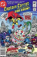 Captain Carrot and His Amazing Zoo Crew (Comic Book) #5