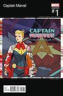 Captain Marvel Vol. 9 (2016 Variant Cover) (Comic Book) #1.1