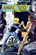 Jonny Quest (Comic Book) #4
