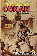 La Espada Salvaje de Conan (Grapa) #3