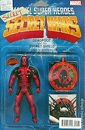 Deadpool's Secret Secret Wars (Variant Cover) (Comic Book) #1.6