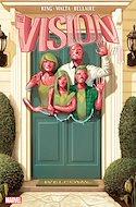 The Vision Vol. 3 (Comic-book) #1
