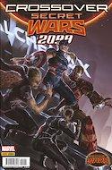 Secret Wars: Crossover (2015-2016) (Rústica) #4