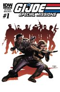 G.I.Joe Special Missions (2013-2014) (Grapa, 24 páginas) #1
