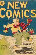 New Comics / New Adventure Comics / Adventure Comics (1935-1983; 2009-2011) (Saddle-Stitched) #1