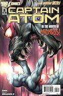 Captain Atom The New 52! (2011-2012) (Grapa) #5