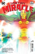 Mister Miracle (Vol. 4 2017- Variant Covers) (Grapa) #1.2