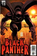Black Panther Vol. 4 (2005-2008) (Grapa) #1