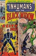 Amazing Adventures (Vol. 2 1970-1976) (Comic Book) #5