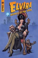 Elvira: Mistress of the Dark (Comic-book) #1