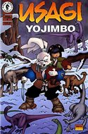 Usagi Yojimbo Vol. 3 (Grapa) #8