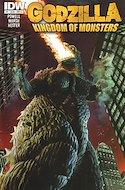 Godzilla: Kingdom of Monsters (Comic Book) #1