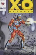 X-O Manowar (1992-1996) (Comic Book) #1