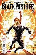 Black Panther Vol. 6 (2016-2018) (Comic Book) #5