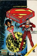 Superman Vol. 1 (Grapa. 1986-2001) #1