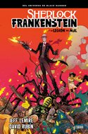Sherlock Frankenstein y la Legión del Mal (Cartoné 152 pp) #1