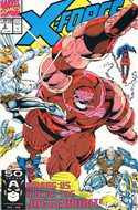 X-Force Vol. 1 (1991-2002) (Comic Book) #3