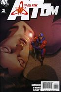 The All-New Atom (Comic Book) #2